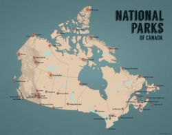 Other National Parks of Canada